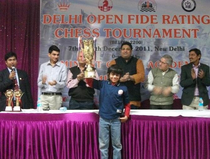 Akshat Delhi Open