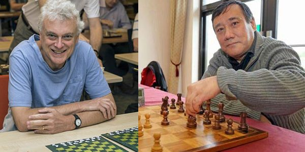 John Nunn and Mark Hebden - Akshat Chandra - Chess