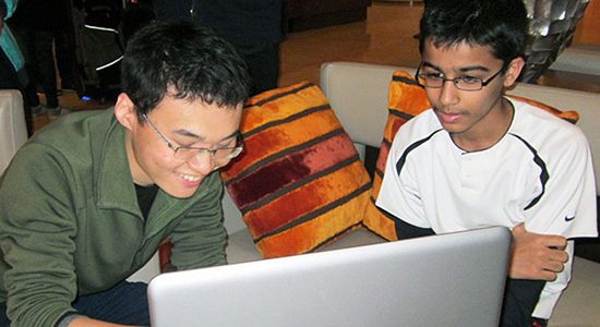 AKshat Chandra and Yu Yangyi