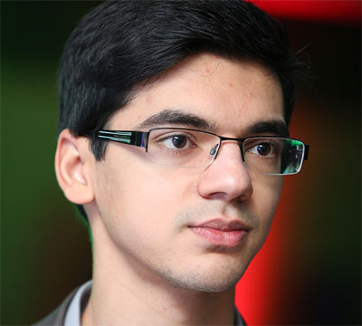 Anish Giri - Akshat Chandra - Chess