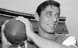 Joe Namath, New York Jets Quarterback