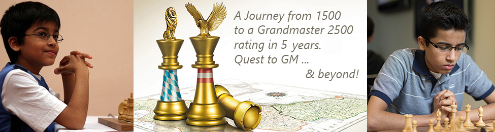 Akshat Chandra…A Chess Journey