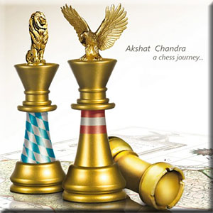 Akshat Chandra...A Chess Journey